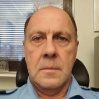 Ulf Darell, kommunpolis